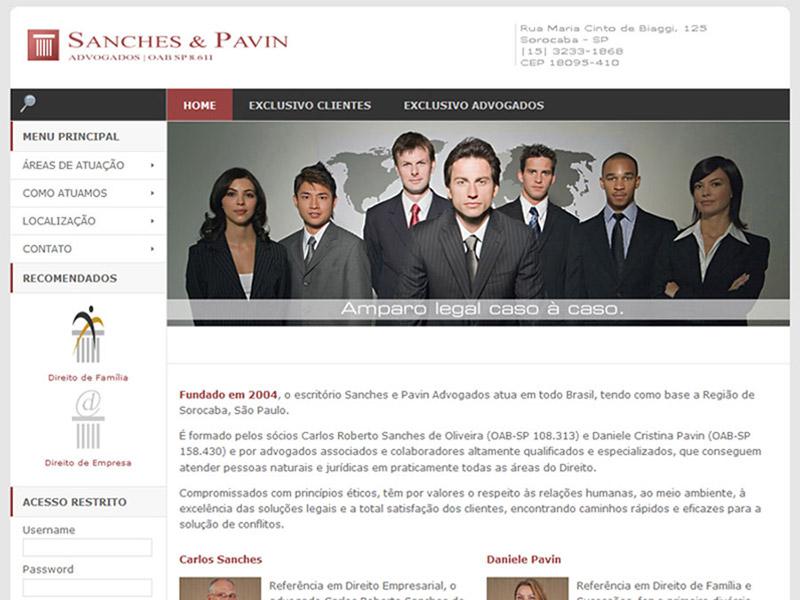 SANCHES E PAVIN