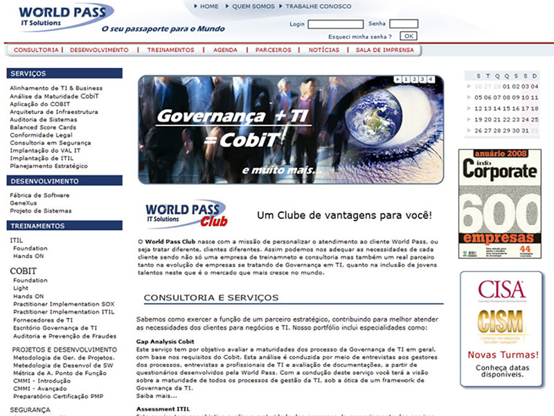 WORLD PASS IT SOLUTIONS