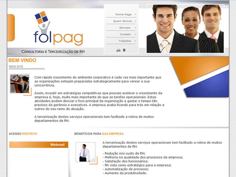 FOLPAG TERCEIRIZAçãO DE RH